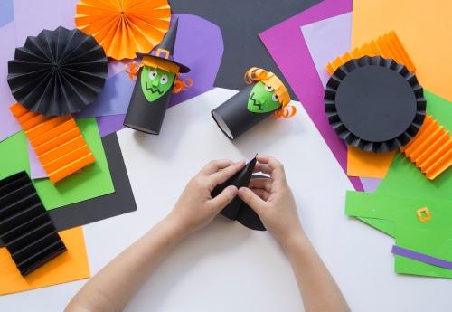 Fun & Easy Halloween Crafts